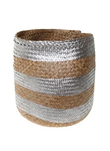 Boyner Evde Sepet Gümüş